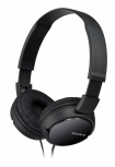 Sony Audífonos con Micrófono MDRZX110, Alámbrico, 1.2 Metros, 3.5mm, Negro