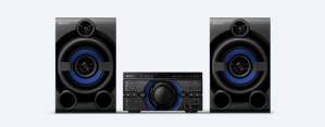 Sony M40D Micro Componente, Bluetooth, USB 2.0, Karaoke, Negro
