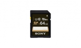 Memoria Flash Sony, 64GB SDHC UHS-I Clase 10