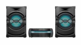 Sony SHAKE-X30D Mini Componente, Bluetooth, USB, Karaoke, Negro