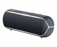 Sony Bocina Portátil XB22, Bluetooth, Inalámbrico, 2.0, USB 2.0, Negro - Resistente al Agua