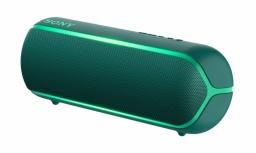 Sony Bocina Portátil XB22, Bluetooth, Inalámbrico, 2.0, USB 2.0, Verde - Resistente al Agua