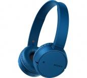 Sony Audífonos WH-CH500, Bluetooth, Inalámbrico, Azul