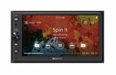 Sony Autoestéreo XAVAX100, Pantalla 6.4