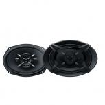 Sony Bocinas Coaxiales y Ovaladas XS-FB6930, 450W, 3 Vïas, 6'' x 9'', Negro
