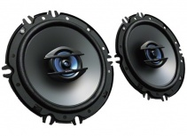 Sony Bocinas para Auto Xplod XS-GTE1620, 40W, 2 Vías, 91dB, 6.3'', Negro