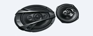 Sony Bocina para Auto XS-XB6941, 650W, 4 Vías, 89dB, 6