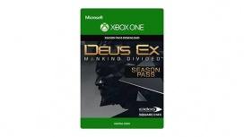 Deus Ex Mankind Divided Season Pass, Xbox One ― Producto Digital Descargable