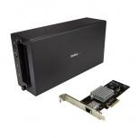 StarTech.com Tarjeta PCI Express BNDTB10GI, Alámbrico, 2x Thunderbolt 3, 40Gbit/s