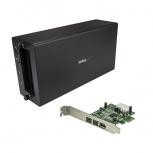 StarTech.com Tarjeta PCI Express BNDTB1394B3, Alámbrico, 2x Thunderbolt 3, 40Gbit/s