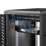 StarTech.com Estante para Rack de Profundidad Fija de 2U, 22'', max. 22KGs