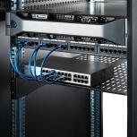 StarTech.com Estante Ventilado de Profundidad Fija, 2U, 22'', max. 22KGs