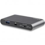 StarTech.com Docking Station DK30C2DAGPD USB, 2x USB 3.0, 1x USB 2.0, 1x RJ-45, Negro