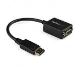 StarTech.com Cable DisplayPort Macho - VGA Hembra, 36cm