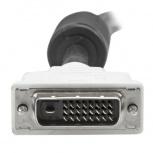 StarTech.com Cable para Pantalla DVI-D Macho - DVI-D Macho, 3 Metros, Negro