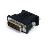 StarTech.com Adaptador DVI a VGA, DVI-I Macho - DB15 Hembra, Negro