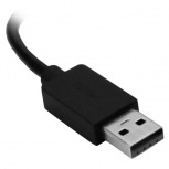 StarTech.com Hub USB C 3.0 Macho - 3x USB A/1x USB C Hembra, 5000 Mbit/s, Negro