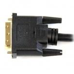StarTech.com Cable Adaptador HDMI Macho - DVI-D Macho, 3 Metros, Negro