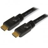 StarTech.com Cable HDMI de Alta Velocidad, HDMI Macho - HDMI Macho, 4K, 7.6 Metros, Negro