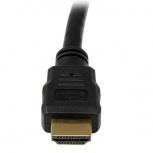 StarTech.com Cable HDMI de Alta Velocidad, HDMI Macho - HDMI Macho, 4K, 91cm, Negro