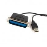 StarTech.com Cable para Impresora, USB - Paralelo, 3 Metros
