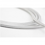 StarTech.com Cable de Carga Certificado MFi Lightning/USB-C/Micro USB Macho - USB A Macho, 1 Metro, Plata, para iPod/iPhone/iPad