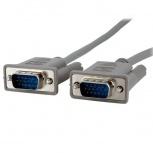 StarTech.com Cable VGA (D-Sub) Macho - VGA (D-Sub) Macho, 1.8 Metros, Gris