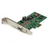 StarTech.com Tarjeta PCI Express Adaptadora de Red Gigabit con 1 Puerto SFP Abierto, 2000 Mbit/s
