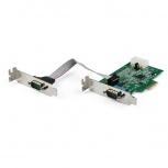 StarTech.com Tarjeta PCI Express PEX2S953LP, Alámbrico, 2x RS-232, 921.4Kbps