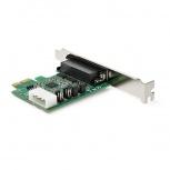 StarTech.com Tarjeta PCI Express Serial de 4 Puertos, RS-232