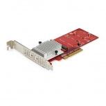 StarTech.com Tarjeta PCI Express 3.0 para M.2 SSD