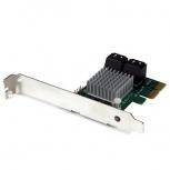 StarTech.com Tarjeta Controladora PCI Express 2.0, SATA III, 6 Gbit/s