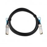 StarTech.com Cable QSFP40GPC3M QSFP+ Macho - QSFP+ Macho, 3 Metros, Negro