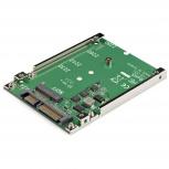 StarTech.com Adaptador Convertidor SSD M.2 NGFF a SATA de 2.5