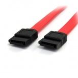 StarTech.com Cable SATA Hembra - SATA Hembra, 90cm, Rojo
