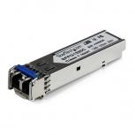 StarTech.com Módulo Transceptor de Fibra Monomodo SFP Gigabit DDM LC Compatible Cisco Mini GBIC, 20km
