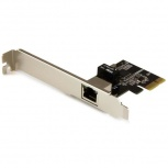 StarTech.com Tarjeta de Red PCI Express Ethernet Gigabit con 1 Puerto RJ45 Chipset Intel i210
