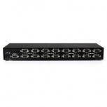 StarTech.com Divisor Splitter VGA de Alta Resolución, 16 Puertos, 400MHz