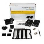 Startech.com Kit Extensor de Video y Audio HDMI por Cable UTP Ethernet Cat5 Cat6 RJ45, 50 Metros