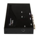 StarTech.com Video Splitter ST122PRO, 2 Puertos VGA