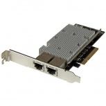 StarTech.com Tarjeta PCI Express Ethernet 10GBase-T con 2 Puertos RJ45, Intel x540, Alámbrico, 20000 Mbit/s