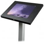 StarTech.com Pedestal con Seguro para iPad 9.7'', max. 1.5KGs, Negro/Plata