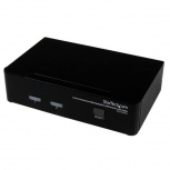 StarTech.com Switch Profesional KVM, DisplayPort/USB, 2 Puertos
