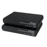 StarTech.com Extensor de Consola KVM DVI USB por Cable Cat5e / Cat6 con Vídeo 1080p HD, 100 Metros