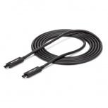 StarTech.com Cable Thunderbolt 3 Macho - USB-C Macho, 40 Gbit/s, 2 Metros, Negro