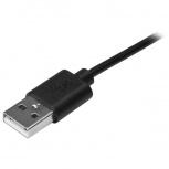 StarTech.com Cable USB A Macho - USB C Macho, 50cm, Negro