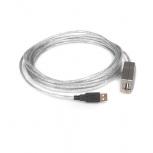 StarTech.com Cable USB 2.0 Macho - USB 2.0 Hembra, 5 Metros
