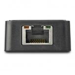 StarTech.com Tarjeta Ethernet Externa USB 3.0, Alámbrico, 1x RJ-45, Negro