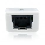 StarTech.com Adaptador Tarjeta de Red Externa NIC USB 3.0 A - RJ-45, Blanco