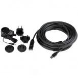 StarTech.com Cable USB Macho - USB Hembra, 10 Metros, Negro